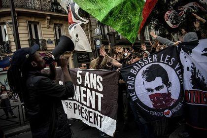 Во Франции вынесли приговор забившим антифашиста насмерть скинхедам