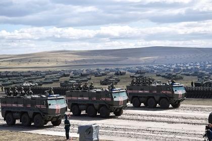 Масштабные военные учения в России станут регулярными