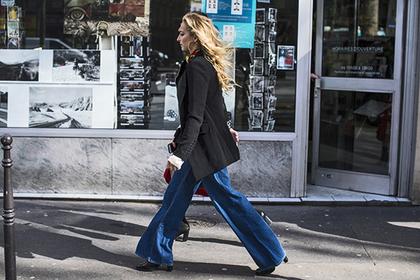 Обтягивающие джинсы уступят место тренду из нулевых
