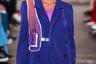 Известно, что дизайнер Генри Холланд, основатель House of Holland, своей музой называет модель Агнесс Дейн. Пиджаки-оверсайз ярких цветов из его новой коллекции отлично оттенили бы необычную внешность Агнес, но и на других моделях смотрятся вполне недурно.
