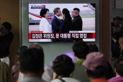 Лидеры Северной и Южной Корей снова встретились