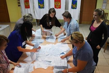 Штаб врио губернатора Приморья подал более 30 жалоб на ход выборов