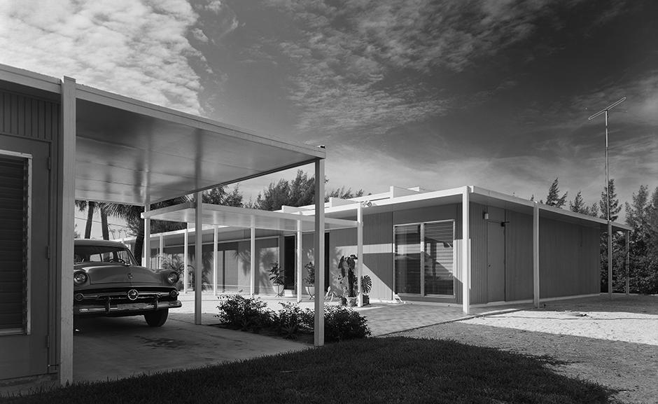 Жилой дом Cohen House, Сарасота, США, 1955 год. Проект Пола Рудольфа