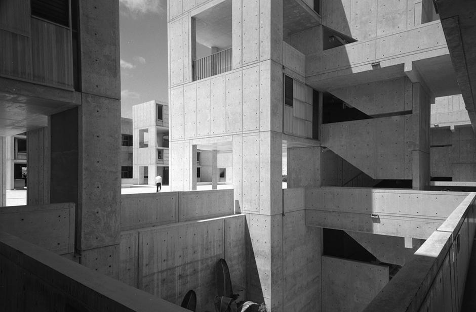 Институт биологических исследований Солка, Сан-Диего, США, 1977 год. Проект Луиса Кана