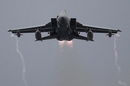 Британский истребитель заметили в районе крушения Ил-20