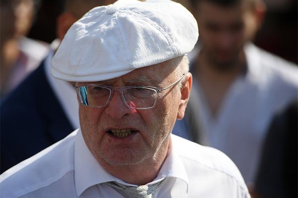 Жириновский обвинил КПРФ в попытке захватить власть в Приморье