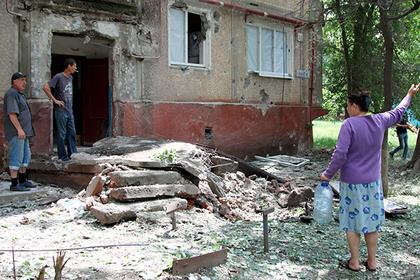 ООН назвала число жертв мирных граждан вДонбассе с2014 года