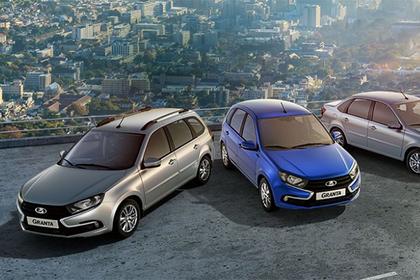 Вевропейских странах практически вдвое увеличились продажи авто Лада
