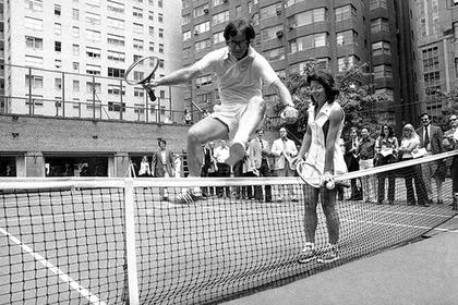 Раньше в теннисе зарабатывали только мужчины. Этот матч все изменил