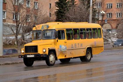Купленный для детей автобус 10 лет простоял на месте из-за дыры в бюджете