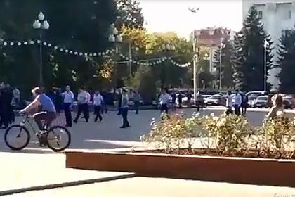 Волнения в селе привели к беспорядкам в Нальчике