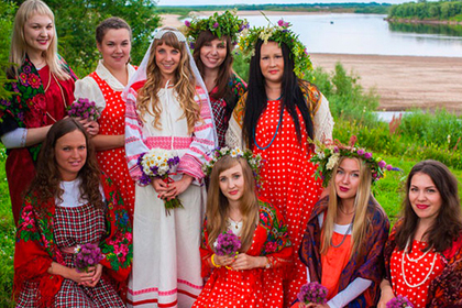 Жители российской глубинки дали отпор мировым дизайнерам