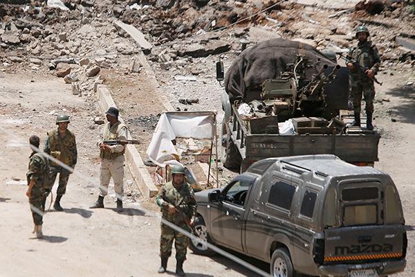 Сирийская армия отрезала ИГ доступ к воде