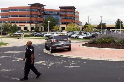 Американец расстрелял коллег в офисе и был убит полицейскими