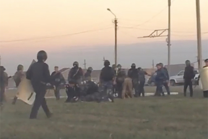 Беспорядки вспыхнули в еще одном городе в Кабардино-Балкарии