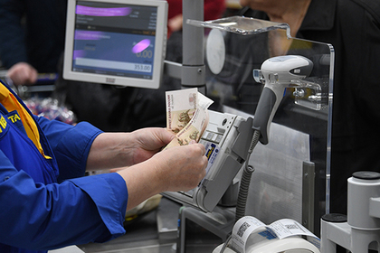 Реальные доходы россиян упали впервые в этом году