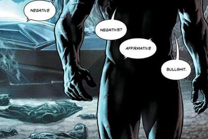 DC показали половой орган Бэтмена в новом комиксе