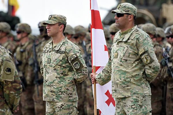 Вступление Грузии в НАТО сочли полезным для России