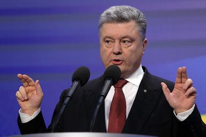 Порошенко потребовал регистрировать российских «агентов влияния»