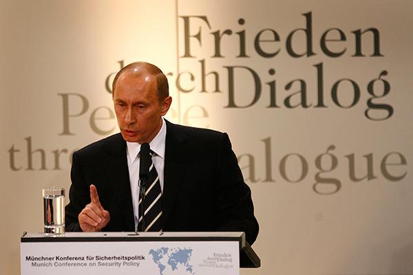 Порошенко вспомнил мюнхенскую речь Путина