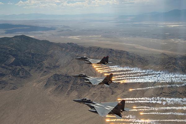 В США признали катастрофическое состояние своих ВВС