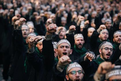 «Хезболла» заявила о бесполезности израильского налета F-16 на Сирию