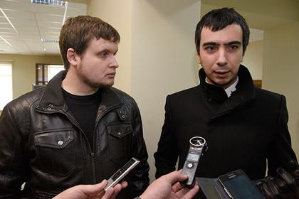 Алексей Столяров и Владимир Кузнецов