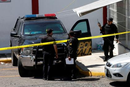 В США при стрельбе на поминках пострадали пять человек