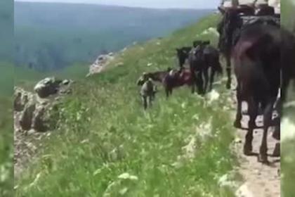 Ставшее поводом для межнационального конфликта место сражения показали на видео