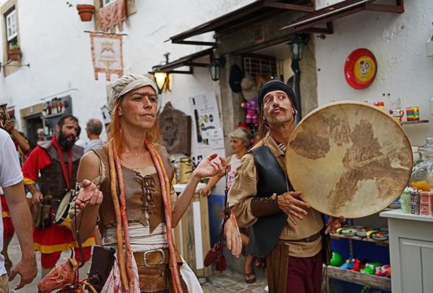 Средневековая ярмарка в Обидуше: в ход идут человеческие конечности и внутренности
