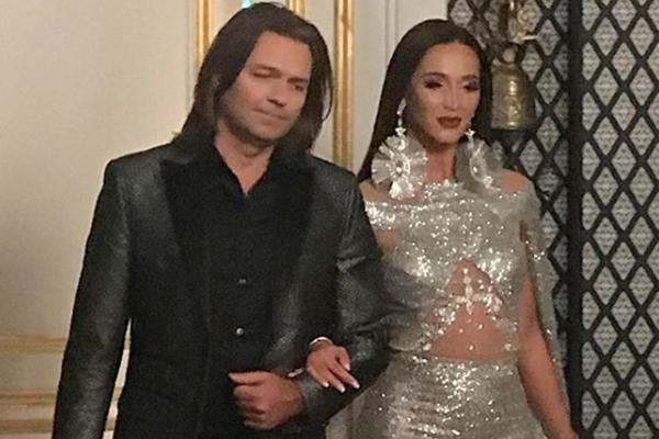 Дмитрий Маликов и Ольга Бузова
