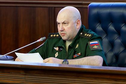 Сергей Суровикин