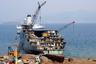 В 2006 году к берегам Австралии приблизился 80-метровый танкер «Цзянь Сэн». На его борту никого не было, и, что еще подозрительнее, кто-то специально уничтожил все опознавательные знаки. Несмотря на это, австралийская полиция не нашла никаких признаков противозаконного использования судна.