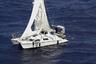 Катамаран Kaz II покинул австралийский остров Хиничнбрук 15 апреля 2007 года. Через три дня его нашли в 163 километрах от берегов австралийского штата Квинсленд. Мотор работал, в рубке стоял включенный ноутбук, спасательные жилеты и аварийный буй были на месте. Отсутствовали только люди. Три человека, которые были на борту, бесследно исчезли.