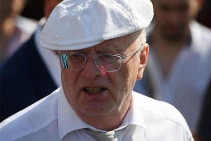 Жириновского заподозрили в финансировании терроризма