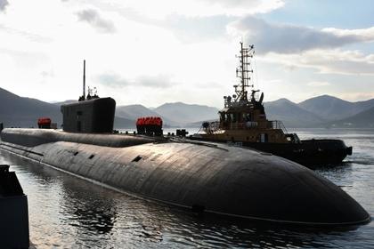 Подводная лодка «Владимир Мономах»