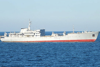 Названа задача подошедших к Крыму кораблей ВМС Украины