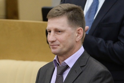 Кандидат от ЛДПР победил на выборах главы Хабаровского края