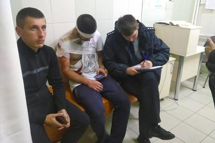 Националисты устроили резню анархистов на Украине