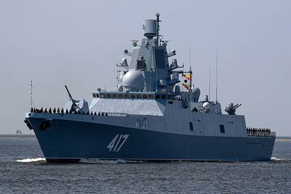 Российские «адмиральские корабли» достроят с украинскими турбинами