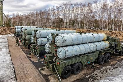 Россия вооружит Сирию С-300