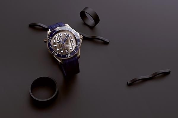 Часы Omega Seamaster Diver 300М