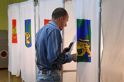 Кремль увидел элемент неожиданности в результатах губернаторских выборов