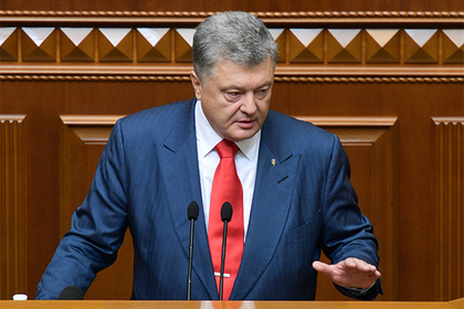 Лишение Порошенко звания почетного гражданина Вероны объяснили рукой Кремля