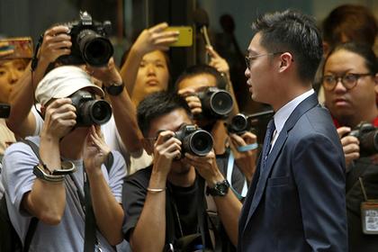 Гонконгцам запретили хотеть отделиться от Китая