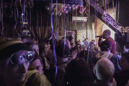 Главный бар-площадка для рэп-баттлов «1703» закрылся