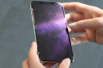 Новые iPhone не прошли проверку на прочность