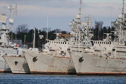 Киев утвердил план создания военно-морских баз в Азовском море