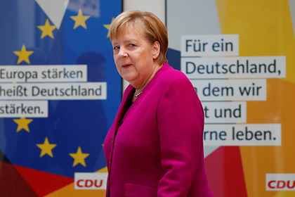 Меркель проигнорирует банкет в честь приезда Эрдогана в Германию