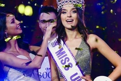 Лишенная титула «Мисс Украина» выразила протест